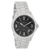 Hamilton Khaki Aviation Mens Stainless Steel Automatic Watch...