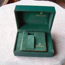 Rolex seltene vintage Lederbox ab ca. 60er Jahre