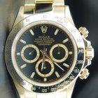 Rolex Daytona Zenith,Yellow Gold,Chronograph ,Black Dial