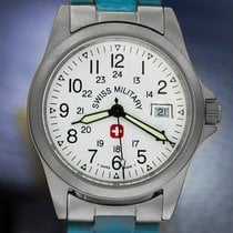 Swiss Military 6-613/713 Quartz with Date