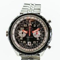 Breitling Chrono Matic Cosmonaute 1809 Rare Cal.11