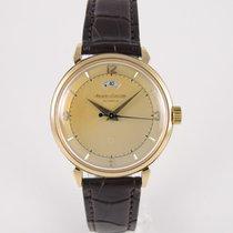Jaeger-LeCoultre Classique vintage power reserve gold dial