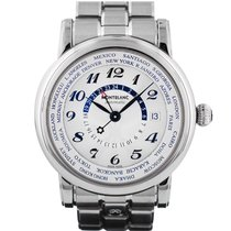 Montblanc Star World Timer