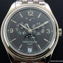 Patek Philippe Ref# 5146G, Annual Calendar on bracelet