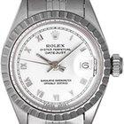 Rolex Date Ladies Stainless Steel Watch 6916