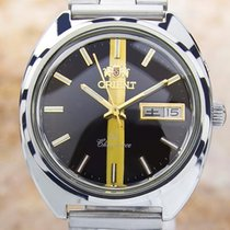 Orient Chronoace Mens Rare Vintage Japanese 1970s Manual Wind...