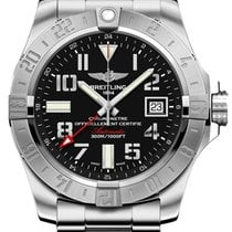 Breitling Avenger II GMT, Ref. A3239011.BC34.170A