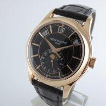 Patek Philippe Annual Calendar  Rosegold black Dial  - Mint-