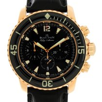 Blancpain Fifty Fathoms Flyback Chronograph (Service Blancpain...