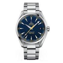 Omega Seamaster Steel Blue Dial Spectre James Bond Limited...