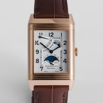 Jaeger-LeCoultre Reverso Rose Gold 'Moonphase'