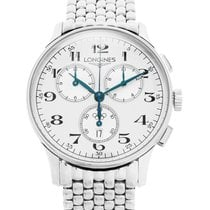 Longines Watch Chronograph L2.650.4.78.7
