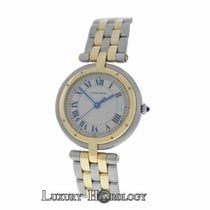 Cartier Lady's  Panthere 183964 Vendome Cougar 2 Row 18K...