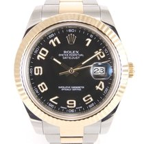 Rolex Datejust II 116333 gold and steel