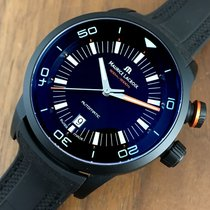 Maurice Lacroix Pontos S Diver 600m Black - Men´s watch - 2015