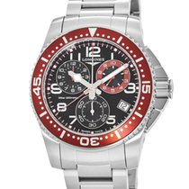 Longines HydroConquest Men's Watch L3.690.4.59.6
