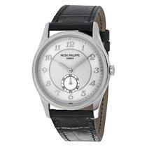 Patek Philippe Calatrava Automatic Platinum Mens Watch 5196P-001