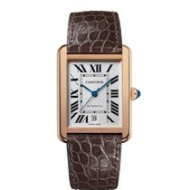 Cartier Tank Solo Extra Large 18kt Rose Gold W5200026 Mens...