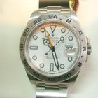 Rolex Explorer II 216570, Steel, New