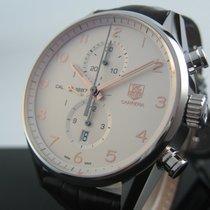 TAG Heuer Carrera Chronograph 43 mm Calibre 1887 CAR2012.FC6235