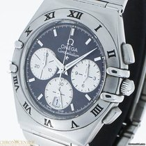 Omega Constellation Chronograph Ref.15423000 Box & Papiere