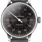 Meistersinger Perigraph - 43mm - 100 NEW - Anthracite Dial -...