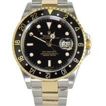 Rolex Oyster Perpetual Date GMT Master II 16713
