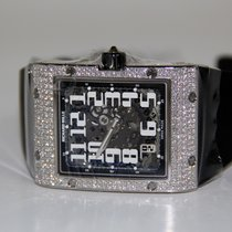 Richard Mille [NEW-OLD-STOCK] RM-016 Ultra Thin Skeleton Dial...