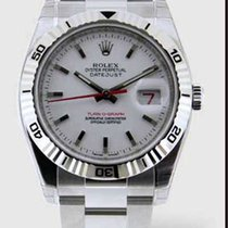 Rolex Mens Datejust Stainless Steel New Watch  116264