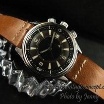 Jaeger-LeCoultre E859 Memovox Polaris Tropical Dial Alarm Watch
