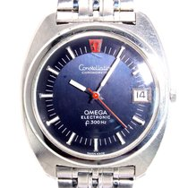 Omega Constellation Chronometer Stimmgabel
