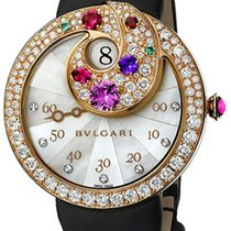 Bulgari Berries Jumping Hours Retrograde Minutes 40mm bep40wgd2lr