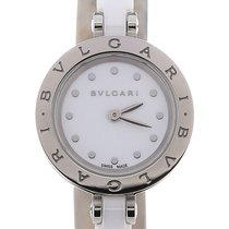 Bulgari B.Zero1 23 White Dial Ceramic