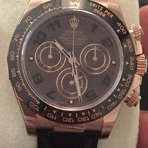 Rolex Daytona - 116515LN - Cosmograph Everose - Chocolate Dial...