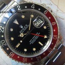 "Rolex 1984  RARE GMT ""NO DATE DIAL "" FAT LADY Coke..."