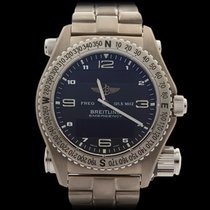 Breitling Emergency Titanium Gents E56121.1