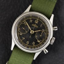 Angelus Rare Vintage Chronograph for Hungarian Army / 38 mm /...