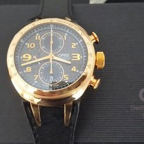 Oris — Oris TT3 Formula Gold Limited edition of 300 watches...
