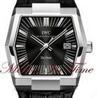 "IWC ""Vintage"" Da Vinci Automatic Stainless Steel Black..."