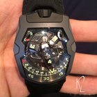 Urwerk Black Hawk - Limited Edition of 75 pieces