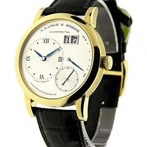 A. Lange & Söhne Lange 1 in Mens Mechanical in Yellow Gold