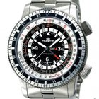 Fortis B-47 Calculator GMT 3 Time Zones Stahl Automatik...