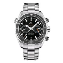 Omega [NEW] Seamaster Planet Ocean 600m Co-Axial Chronograph