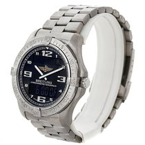 Breitling Professional Aerospace Avantage Titanium Quartz...