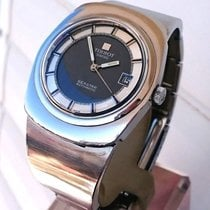 Tissot Seastar 44670-2 Automatic Cal. 2481 Date 37mm Steel Rare