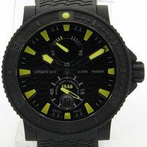 Ulysse Nardin Marine Diver Black Sea Watch Ref. 263-92-3c/924 ...