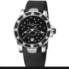 Ulysse Nardin Lady Diver 2014 Starry Night Stainless Steel Watch