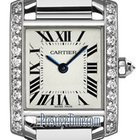 Cartier Tank Francaise Small Ladies Watch