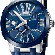 Ulysse Nardin Executive Dual Time 243-00-3-43