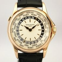 Patek Philippe World Time Rose Gold 5110R Box & Papers